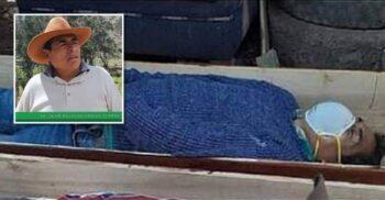 """Un primar din Peru """"a făcut pe mortul"""" ca să nu fie arestat pentru încălcarea carantinei"""