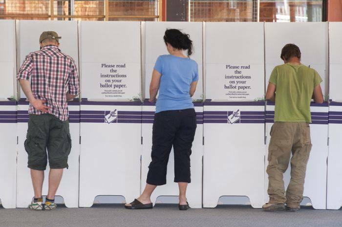 Votul in Australia