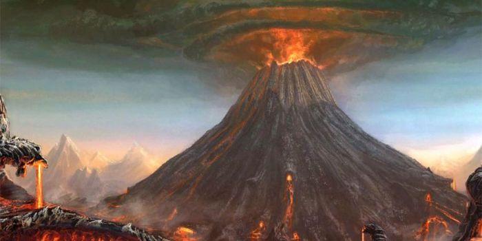 Vulcanul Tambora