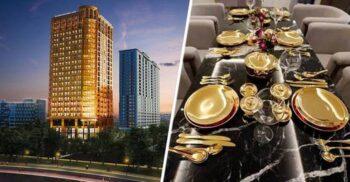 Adio, Burj Al-Arab! Vietnamezii construiesc un hotel placat cu aur