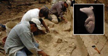 Ascuns la vedere: A fost descoperit cel mai mare și mai vechi complex mayaș