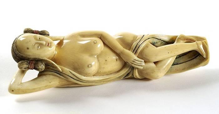 Bolnavele de fildeș - păpușile medicilor chinezi din vechime
