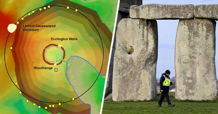 Descoperire majoră lângă Stonehenge - O structură circulară mult mai mare