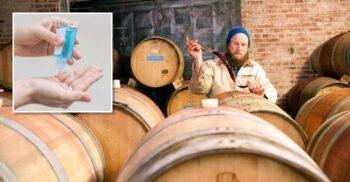 Franța va transforma vinul nevândut în dezinfectant pentru mâini