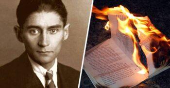 Franz Kafka, scriitorul care a cerut ca manuscrisele sale să fie incinerate