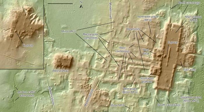 Harta sitului