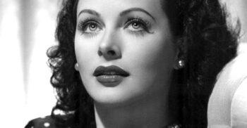 Hedy Lamarr, prima femeie care a apărut în pielea goală într-un film