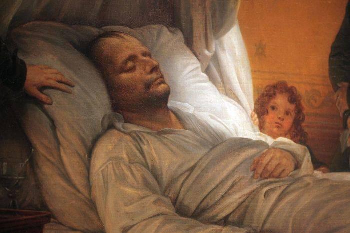 Moartea lui Napoleon