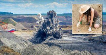 O companie minieră a dinamitat un sit sacru vechi de 46.000 de ani