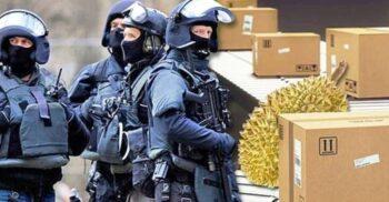Un oficiu poștal din Germania a fost evacuat din cauza unui fruct