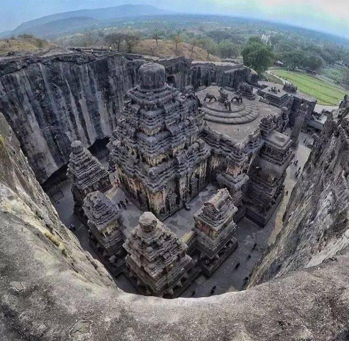 Templul Kailasa