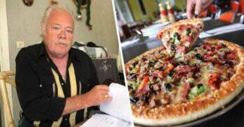 Un belgian primește zilnic, de 10 ani, pizza pe care nu a comandat-o