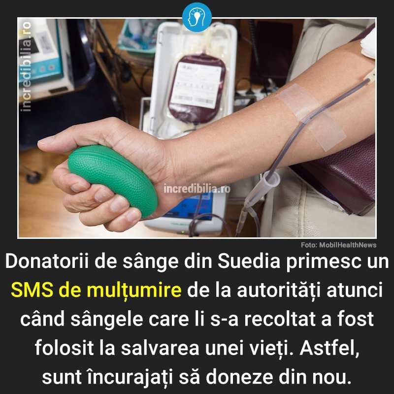 355. donatorii de sange din suedia