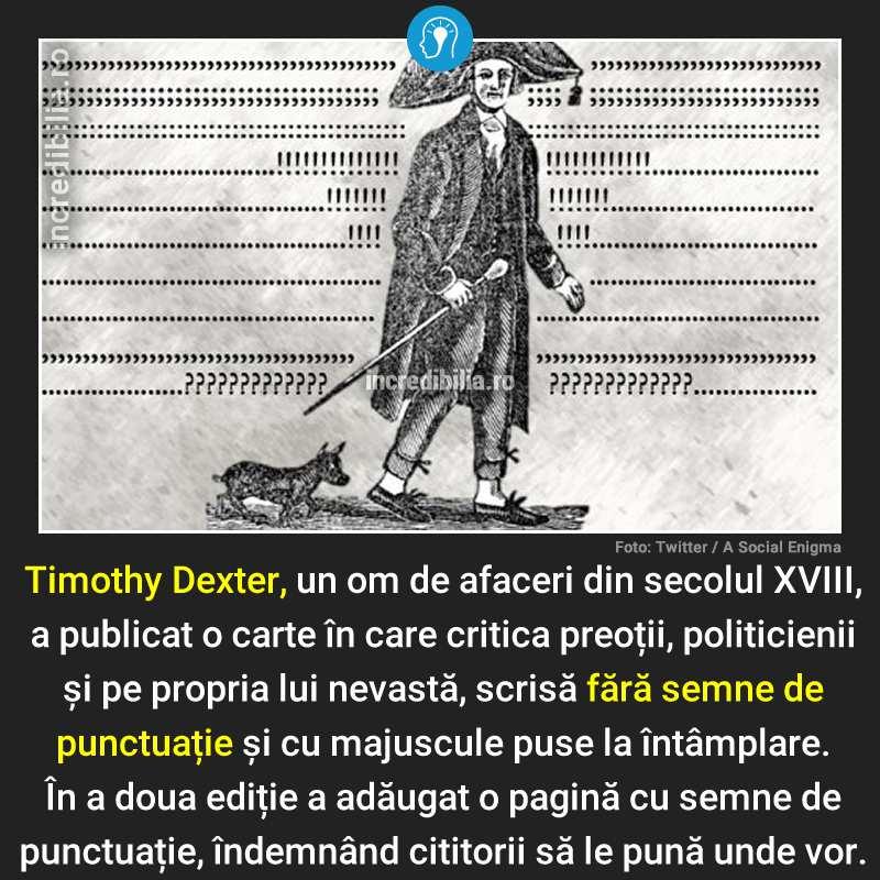 376. timothy dexter