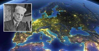 Atlantropa, proiectul de drenare a Mediteranei și unire a Europei cu Africa