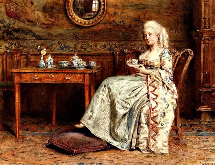 Ducesa band ceai