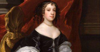 Ecaterina de Braganza, portugheza care i-a învățat pe britanici să bea ceai