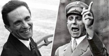 Marele manipulator Joseph Goebbels, șeful propagandei naziste