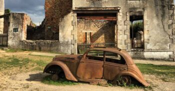 Oradour-sur-Glane, satul blestemat păstrat ca în ziua masacrului din 1944