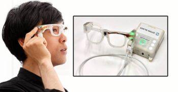 Oton Glass, ochelarii inteligenți care transformă textul în sunet
