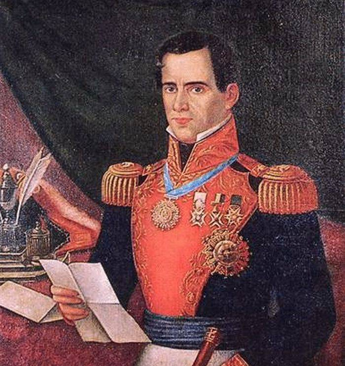 Antonio Lopez de Santa Anna 02