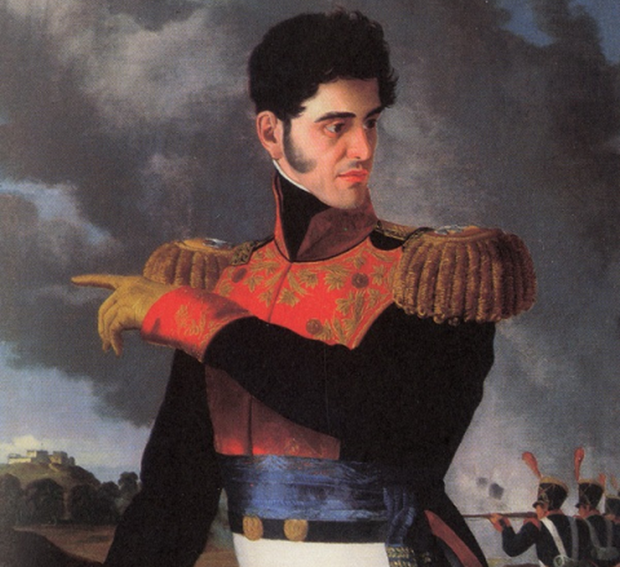Antonio Lopez de Santa Anna