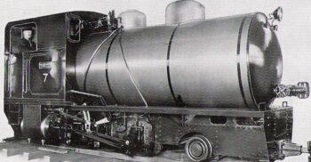 Locomotiva cu sodă caustică, vehiculul silențios și nepoluant dat uitării