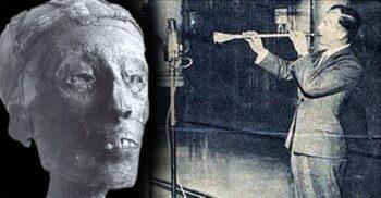 Ziua în care trompetele lui Tutankhamon s-au auzit la radio în jurul lumii