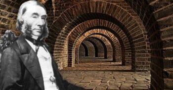 """""""Bursucul timid"""": Ducele britanic care a trăit 25 de ani sub pământ"""