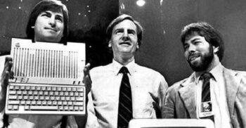 """""""Necunoscutul"""" Ronald Wayne, al treilea cofondator al companiei Apple"""