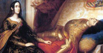 4 mari nebuni ai istoriei: Monarhi care și-au pierdut mințile