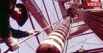 Cum stingeau sovieticii incendiile la sondele de gaz folosind bombe nucleare