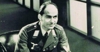 Hanns Scharff, cel mai de succes anchetator nazist. Arma sa: amabilitatea
