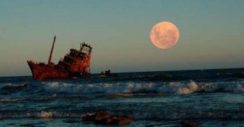 Luna ruginește: Fenomenul încă neînțeles care îi intrigă pe savanți
