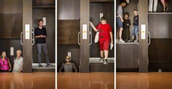 Paternoster, liftul fără oprire care strivește oameni
