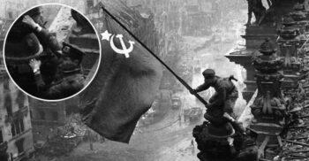 Soldatul rus cu două ceasuri, detaliul jenant surprins într-o fotografie celebră