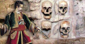 Turnul Craniilor, sinistrul monument creat din capetele răsculaților sârbi