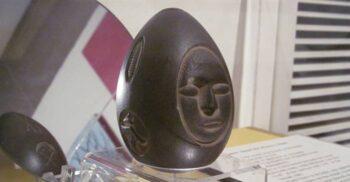 """Un artefact cu origini enigmatice: """"Oul"""" de piatră din Noua Anglie"""