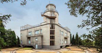Villa Girasole, casa pe roți care se învârte după Soare