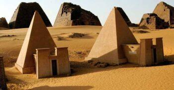7 locuri din jurul lumii în care anticii au ridicat piramide impresionante