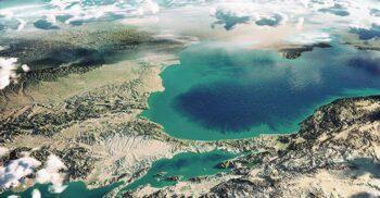 Apa fără nume: Râul enorm care curge pe sub Marea Neagră