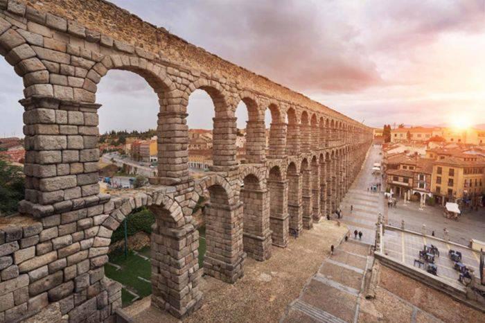 Apeductul din Segovia 01