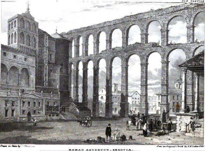Apeductul din Segovia 04