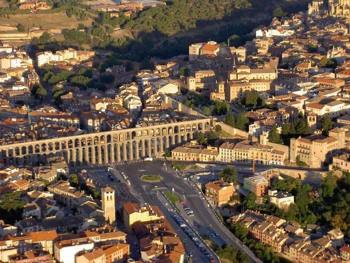 Apeductul din Segovia 05