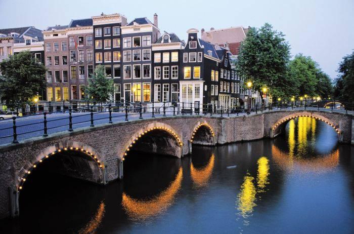 Curiozitati despre Amsterdam - Canale