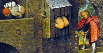 Dezastrul din latrina din Erfurt: Nobilii care au murit înecați în fecale