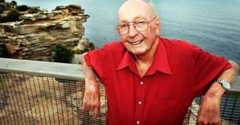 Don Ritchie, omul care a convins 160 de persoane să nu se sinucidă
