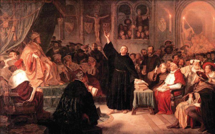 Martin Luther da explicatii
