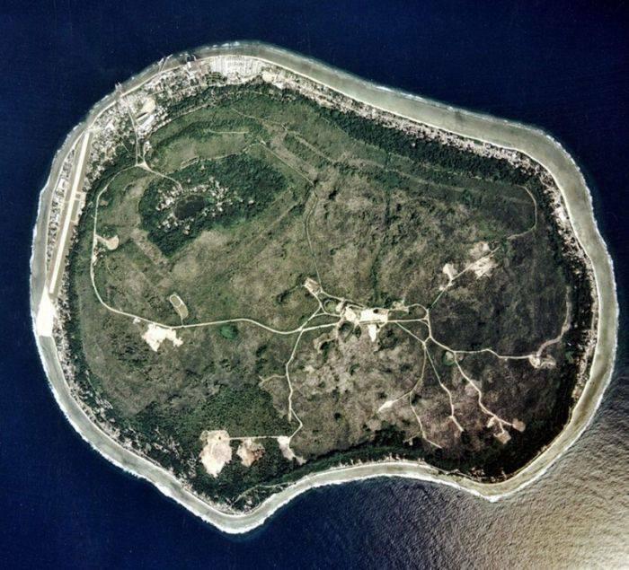 Nauru insula