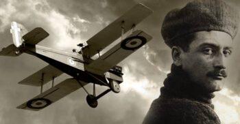 Roland Garros, aviatorul omorât cu sistemul proiectat de el însuși